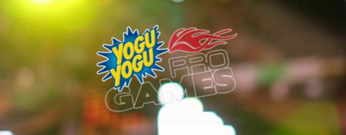 Yogu Yogu Pro Games 2012 por PATINETA