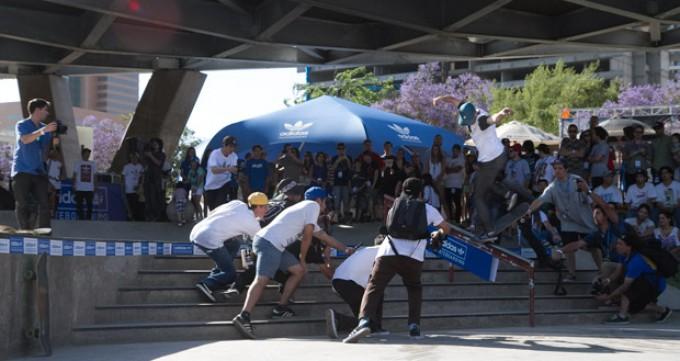 adidas Skateboarding #3stripestour en Chile – Streetpark Las Condes (FOTOS)