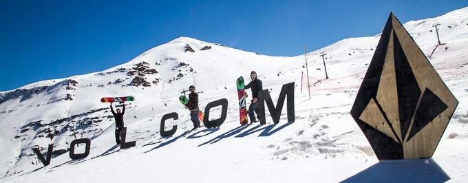 Volcom Snowboard Team (Bryan Iguchi, Pat Moore y Curtis Ciszek) – 16 & 17 ago 2014 #True to This