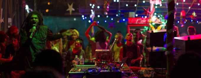 Goa Reggae Sunsplash Festival, 2016 – India.
